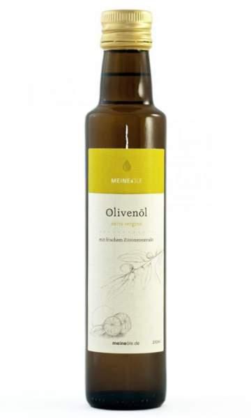 MeineÖle Olivenöl mit Zitrone