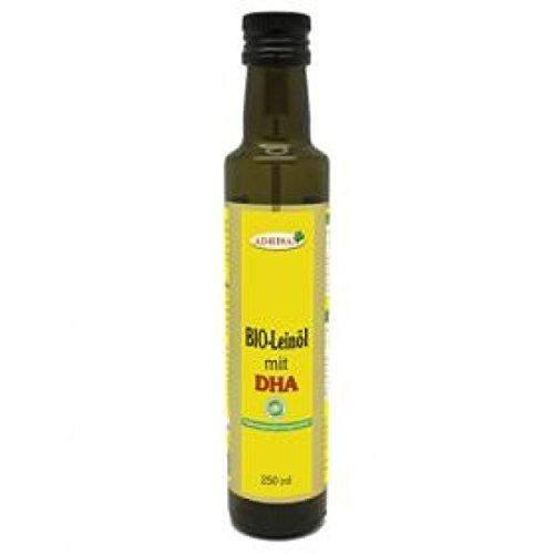 Bio Leinöl mit DHA 250ml