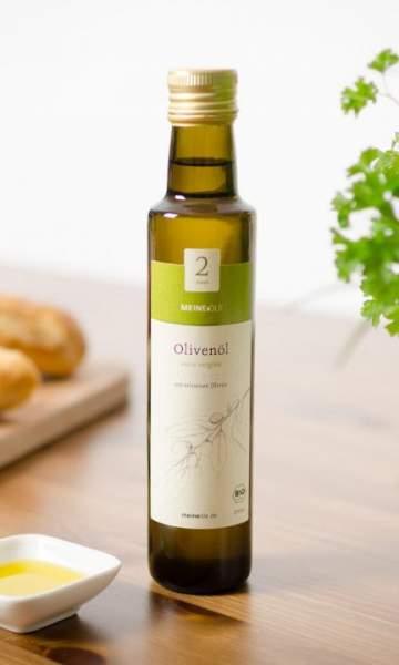 MeineÖle Bio Olivenöl