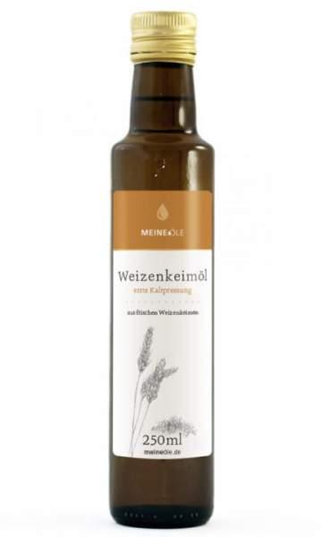 Meineöle Weizenkeimöl 250 ml